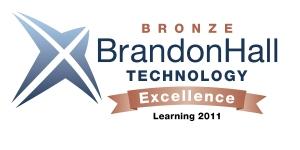 Brandon Hall Excellence Award