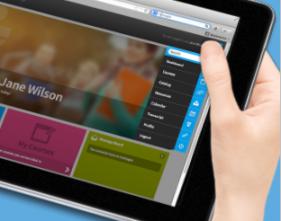 Absorb LMS on an iPad