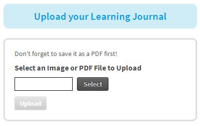 uploadlearningjournal2