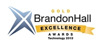 2013 Brandon Hall Excellence in Technology (Silver)